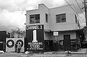 Channel One Studios on Maxfield Avenue Kingston