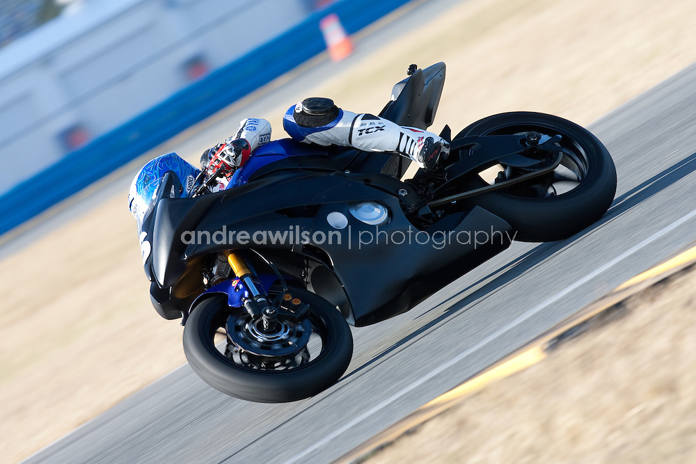 Daytona Tire Test - AMA Pro Road Racing - AMA Superbike - Daytona International Speedway - Daytona Beach, Fl - January 17-18, 2011.:: Contact me for download access if you do not have a subscription with andrea wilson photography. ::  ..:: For anything other than editorial usage, releases are the responsibility of the end user and documentation will be required prior to file delivery ::..