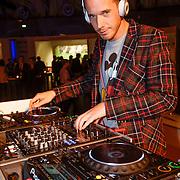 NLD/Amsterdam/20121013- LAF Fair 2012 VIP Night, dj