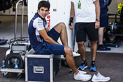 May 23, 2018 - Montecarlo, Monaco - 18 Lance Stroll from Canada with Williams F1 Mercedes FW41 portrait  during the Monaco Formula One Grand Prix  at Monaco on 23th of May, 2018 in Montecarlo, Monaco. (Credit Image: © Xavier Bonilla/NurPhoto via ZUMA Press)