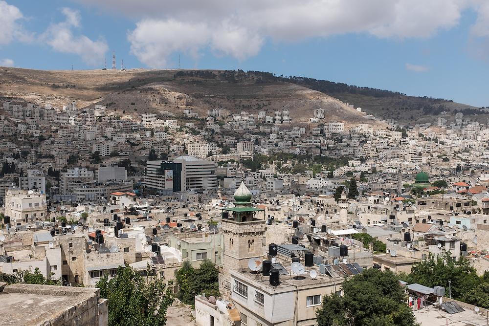 Nablus, West Bank, Palestine