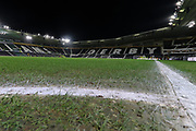 A general view of Pride Park ahead of The FA Cup match between Derby County and Northampton Town at the Pride Park, Derby, England on 4 February 2020.