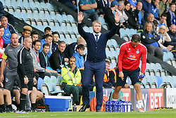 Peterborough United Manager Grant McCann issues instructions from the touchline - Mandatory by-line: Joe Dent/JMP - 23/09/2017 - FOOTBALL - ABAX Stadium - Peterborough, England - Peterborough United v Wigan Athletic - Sky Bet League One