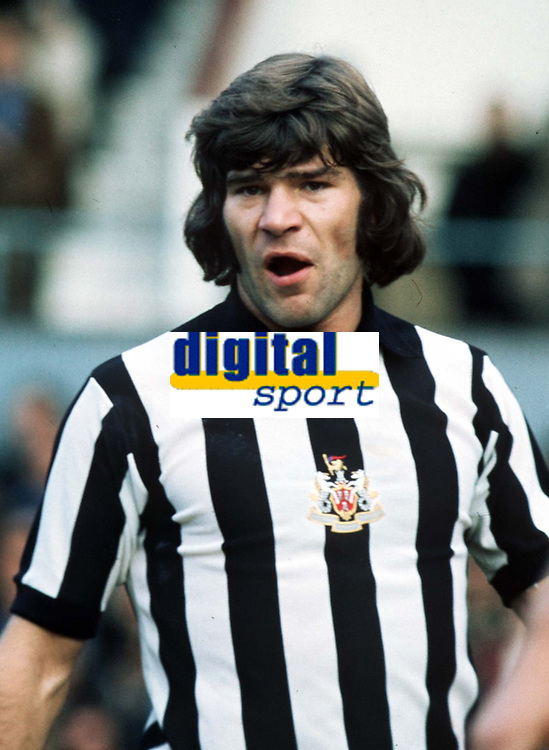Fotball<br /> England <br /> Foto: Colorsport/Digitalsport<br /> NORWAY ONLY<br /> <br /> MALCOLM MACDONALD (NEWCASTLE UNITED).