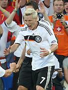 Bastian Schweinsteiger of Bayern Munich and Germany.