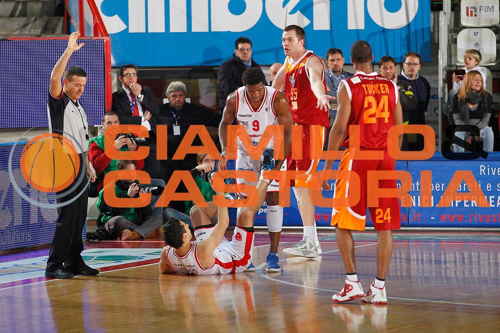 DESCRIZIONE : Varese Campionato Lega A 2011-12 Cimberio Varese Acea Virtus Roma<br /> GIOCATORE : Rok Stipcevic Yakhouba Diawara<br /> CATEGORIA : Rtratto<br /> SQUADRA : Cimberio Varese<br /> EVENTO : Campionato Lega A 2011-2012<br /> GARA : Cimberio Varese Acea Virtus Roma<br /> DATA : 12/02/2012<br /> SPORT : Pallacanestro<br /> AUTORE : Agenzia Ciamillo-Castoria/G.Cottini<br /> Galleria : Lega Basket A 2011-2012<br /> Fotonotizia : Varese Campionato Lega A 2011-12 Cimberio Varese Acea Virtus Roma<br /> Predefinita :