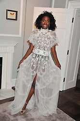 SHINGAI SHONIWA at a party to celebrate thelaunch of Alice Temperley's flagship store Temperley, Bruton Street, London on 6th December 2012.