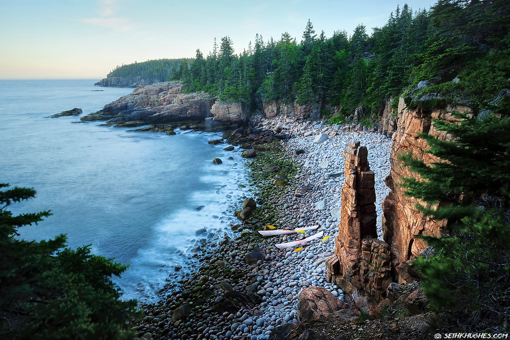 Monument Cove, Acadia National Park, ME