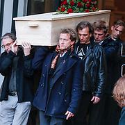 NLD/Amsterdam/20121208 - Herdenkingsdienst voor de verleden Jeroen Willems,