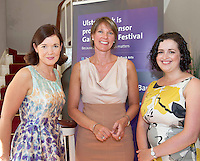 Caroline Miney Ulster Bank and Fiona Kingston Ulster Bank and Olwyn Dawe Irish Business Intelligence