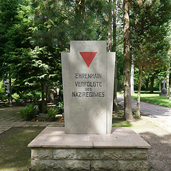 Memorial to the victims of the Nazis, Cemetery Halberstadt