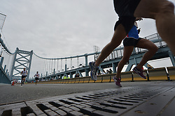 Scenes from Cooper Norcross Run the Bridge. (Bastiaan Slabbers/for PhillyVoice)