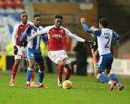 Wigan Athletic v Fleetwood Town 09/12/2017