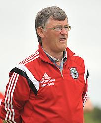 Ballyhaunis selector and Connacht GAA John Prenty.<br /> Pic Conor McKeown