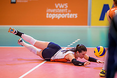 20170401 NED:  CEV U18 Europees Kampioenschap vrouwen dag 1, Arnhem