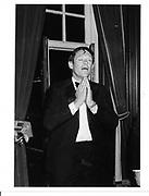 Peter Jay dancing approx. 1983© Copyright Photograph by Dafydd Jones 66 Stockwell Park Rd. London SW9 0DA Tel 020 7733 0108 www.dafjones.com