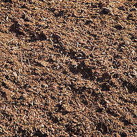 Livestock manure-based high quality compost.
