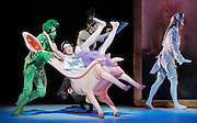Alice's Adventures in Wonderland<br /> ballet created by Christopher Wheeldon<br /> based on the book by Lewis Carroll.<br /> <br /> The Royal Ballet at The Royal Opera House, Covent Garden, London, Great Britain <br /> pre-general rehearsal <br /> 25th February 2011<br /> <br /> PRESS NIGHT CAST <br /> <br /> Sergei Polunin (as Jack/The knave of Hearts)<br /> <br /> Lauren Cuthbertson (as Alice)<br /> <br /> Kristen McNally (as Cook)<br /> <br /> Edward Watson (as Lewis Carroll / The White Rabbit)<br /> <br /> Steven McRae (as Magician / Mad Hatter)<br /> <br /> James Wilkie (as Doormouse)<br /> <br /> Eric Underwood (as Raj / Caterpillar)<br /> <br /> Zenaida Yanowsky (as Mother / Queen of Hearts)<br /> <br /> Tara Brigitte Bhavnani<br /> Melissa Hamilton<br /> Lara Turk<br /> Leticia Stock <br /> Jacqueline Clark <br /> Valentino Zucchetti<br /> James Hay]<br /> Jose Martin <br /> Kenta Kura (Frog/footman)<br /> Ludovic Ondiviella (as Footman / Fish)<br /> Ricardo Cerera (as March Hare)<br /> <br /> <br /> Simon Russell Beale (as Duchess)<br /> Photograph by Elliott Franks
