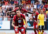 Östersunds FK v Elfsborg 28 juli Allsvenskan