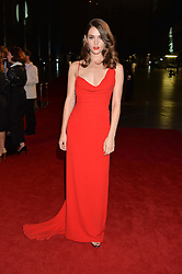 SAI BENNETT at the GQ Men of The Year Awards 2016 in association with Hugo Boss held at Tate Modern, London on 6th September 2016.