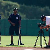 Baseball - MLB Academy - Tirrenia (Italy) - 19/08/2009 - Garth Iorg, Barry Larkin