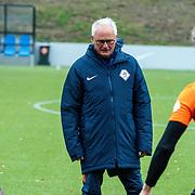 NLD/Zeist/20191123 - Voetbal selectiedag Nederlandse artiesteten, John Williams en Foppe de Haan