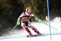 HIRSCHER Marcel of Austria competes during Men's Slalom - Pokal Vitranc 2014 of FIS Alpine Ski World Cup 2013/2014, on March 9, 2014 in Vitranc, Kranjska Gora, Slovenia. Photo by Matic Klansek Velej / Sportida
