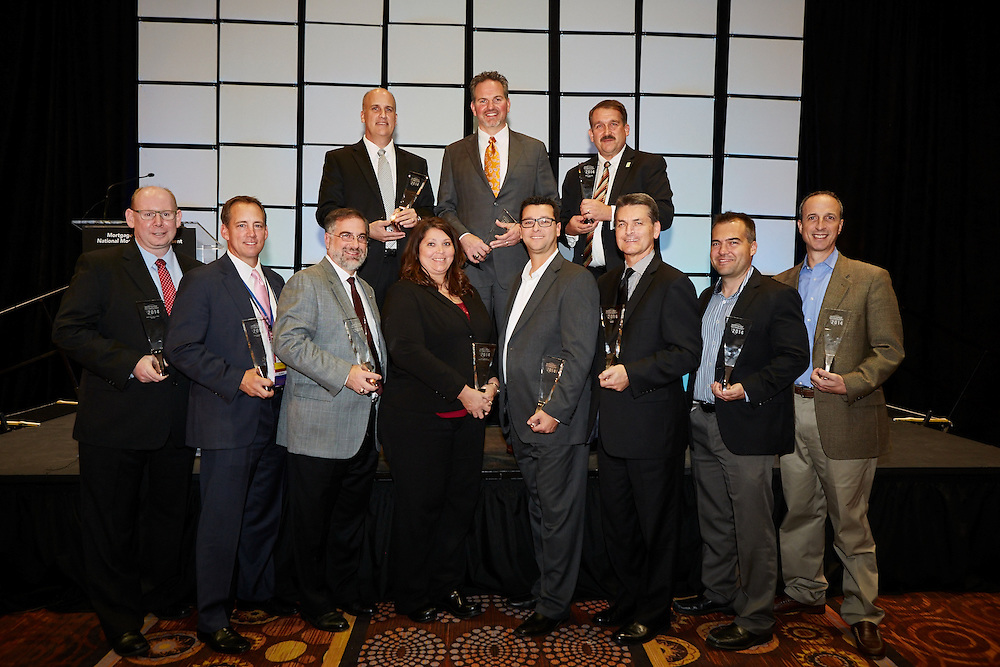 Mortgage Technology 2014 Award winers .