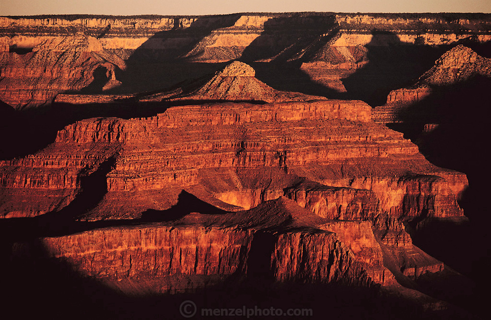 Grand Canyon, Arizona. Grand Canyon National Park encompasses 1,218,375 acres and lies on the Colorado Plateau in northwestern Arizona. USA.