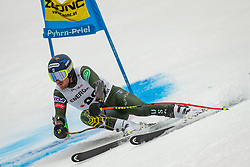 01.03.2020, Hannes Trinkl Weltcupstrecke, Hinterstoder, AUT, FIS Weltcup Ski Alpin, Alpine Kombination, Herren, Super G, im Bild Ted Ligety (USA) // Ted Ligety of the USA in action during his SuperG run of men's Alpine combined of FIS ski alpine world cup at the Hannes Trinkl Weltcupstrecke in Hinterstoder, Austria on 2020/03/01. EXPA Pictures © 2020, PhotoCredit: EXPA/ Johann Groder