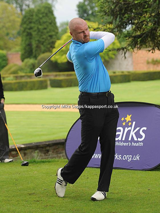SEAN DYCHE The 2012 Leon Haslam Sparks Golf Classic, Wellingborough Golf Club, Tuesday 12th June 2012