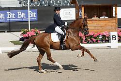Maas Lynne, (NED), Zamora<br /> Kingsley Donadeo Grand Prix<br /> Dutch Championship Dressage - Ermelo 2015<br /> © Hippo Foto - Dirk Caremans<br /> 17/07/15