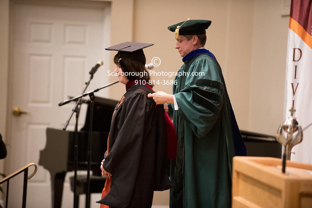 2017 Campbell University Divinity Graduation Ceremony