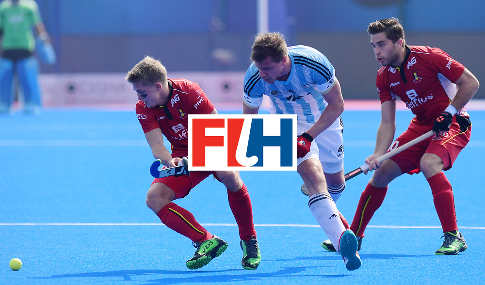 Odisha Men's Hockey World League Final Bhubaneswar 2017<br /> Match id:03<br /> Argentina v Belgium<br /> Foto: Lucas Rossi (Arg) <br /> WORLDSPORTPICS COPYRIGHT FRANK UIJLENBROEK