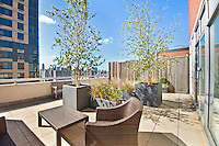 Roof Deck at 401 East 84th St