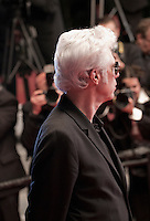 Director Jim Jarmusch at the gala screening for the film Gimme Danger at the 69th Cannes Film Festival, Thursday 19th May 2016, Cannes, France. Photography: Doreen Kennedy