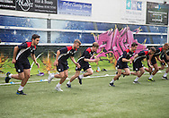 Players go through their paces -  Dundee FC pre-season testing at Manhattan Works, Dundee<br /> <br />  - &copy; David Young - www.davidyoungphoto.co.uk - email: davidyoungphoto@gmail.com