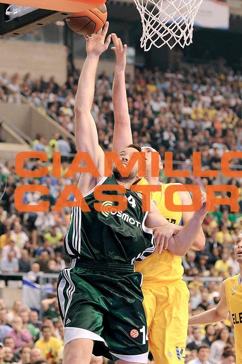 DESCRIZIONE : Barcellona Barcelona Eurolega Eurolegue 2010-11 Final Four Finale Final Maccabi Electra Tel Aviv Panathinaikos<br /> GIOCATORE : Ian Vougioukas<br /> SQUADRA : Panathinaikos<br /> EVENTO : Eurolega 2010-2011<br /> GARA : Maccabi Electra Tel Aviv Panathinaikos<br /> DATA : 08/05/2011<br /> CATEGORIA : tiro penetrazione<br /> SPORT : Pallacanestro<br /> AUTORE : Agenzia Ciamillo-Castoria/C.De Massis<br /> Galleria : Eurolega 2010-2011<br /> Fotonotizia : Barcellona Barcelona Eurolega Eurolegue 2010-11 Final Four Finale Final Maccabi Electra Tel Aviv Panathinaikos<br /> Predefinita :