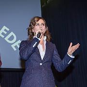 NLD/Amsterdam/20191114 - Uitreiking Esquires Best Geklede Man 2019,<br /> Elise Schaap
