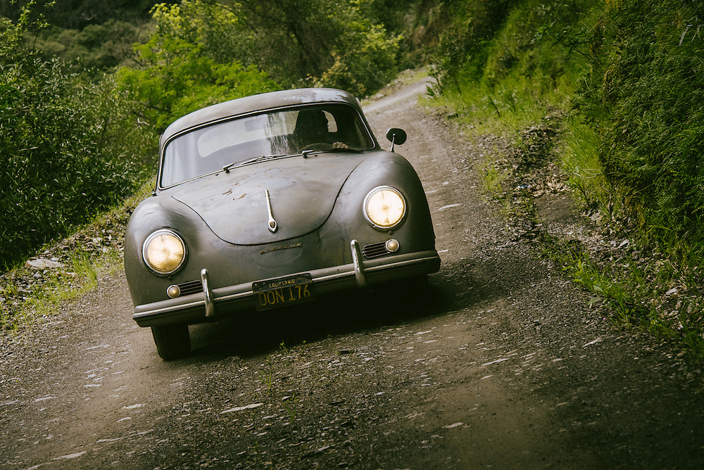 Matt Hummul, 1956 Porsche 356 | Christophorus The Porsche Magazine