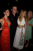 Helen McCrory,  Dominic West and  Sienna Miller<br />