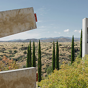 Paolo Soleri's Arcosanti