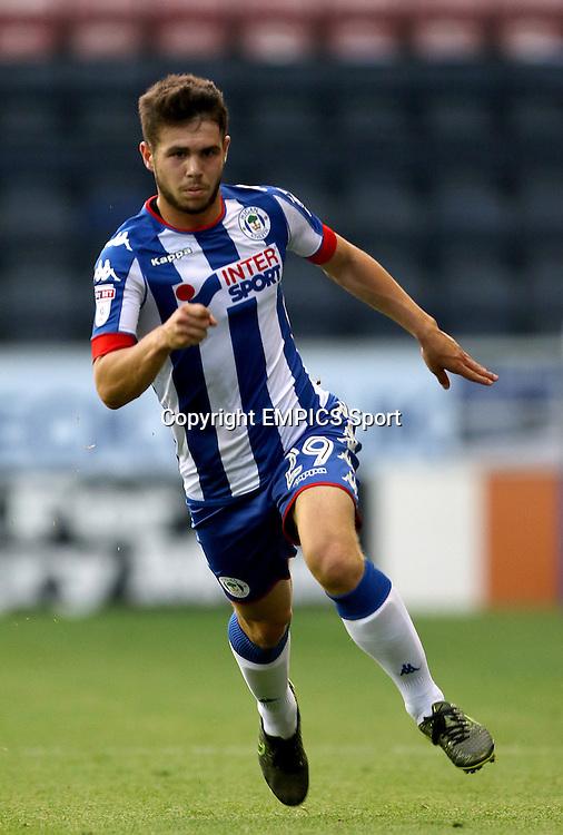 Luke Burke, Wigan Athletic