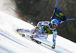 MISSILLIERSteve of France competes during 10th Men's Slalom - Pokal Vitranc 2014 of FIS Alpine Ski World Cup 2013/2014, on March 8, 2014 in Vitranc, Kranjska Gora, Slovenia. Photo by Matic Klansek Velej / Sportida