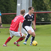 Paul McGowan - Brechin City v Dundee, pre-season friendly at Starks Park<br /> <br />  - &copy; David Young - www.davidyoungphoto.co.uk - email: davidyoungphoto@gmail.com