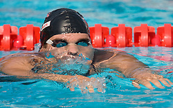 Peter Mankoc of Slovenia during the Men's 100m Butterfly Heats during the 13th FINA World Championships Roma 2009, on July 31, 2009, at the Stadio del Nuoto,  in Foro Italico, Rome, Italy. (Photo by Vid Ponikvar / Sportida)