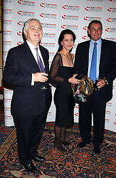 Left to right, LORD LAMONT, PHYLLIS, COUNTESS SONDES  and LORD ASHCROFT at the Bruce Oldfield Crimestoppers Party held at Spencer House, 27 St.James's Place, London SW1 on 22nd September 2005.<br /><br />NON EXCLUSIVE - WORLD RIGHTS
