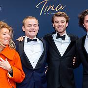 NLD/Utrecht/20200209 - Start inloop Tina Turner musical, CEO stage holding Arthur de Bok en partner