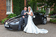 Jonathan & Claire's wedding