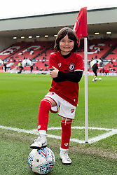 Match mascot prior to kick off - Mandatory by-line: Ryan Hiscott/JMP - 22/02/2020 - FOOTBALL - Ashton Gate - Bristol, England - Bristol City v West Bromwich Albion - Sky Bet Championship